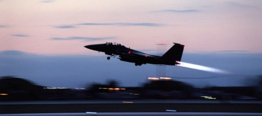 UPDATE: 'Unresponsive Aircraft' Two F-15s Race to Plane Over Atlantic, That Was Flying Through Cuba Airspace; Crashed