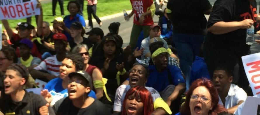 Fast Food Strike Raging, $15 Minimum Wage Will Decimate Price of Big Mac