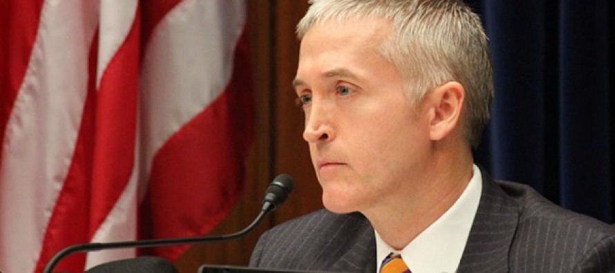 Trey Gowdy Trying To Prevent Libyans From Attending Flight, Nuclear Science Schools In U.S.