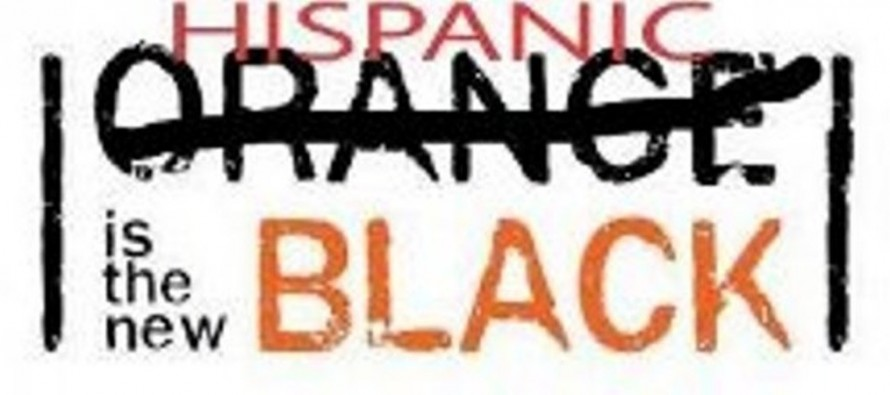 Hispanic is the New Black