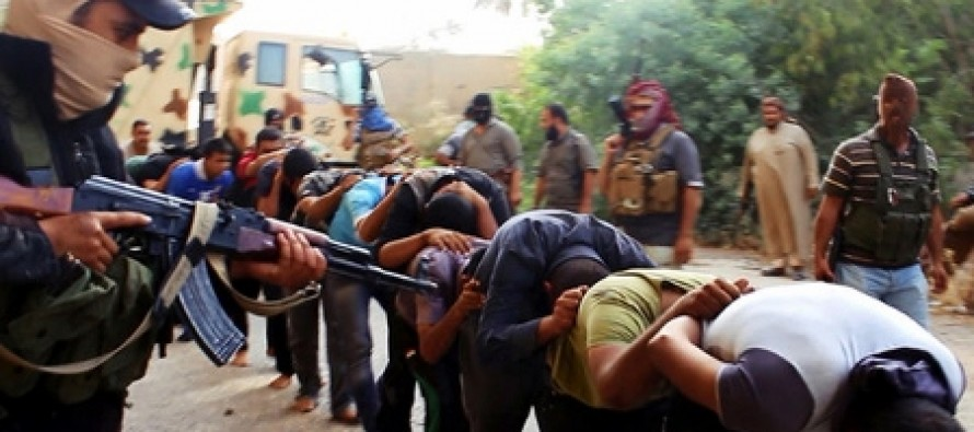 Surviving an ISIS Massacre [includes GRAPHIC VIDEO]