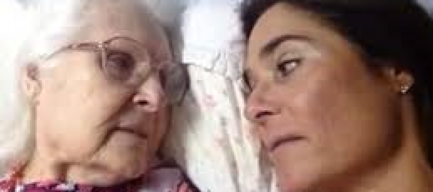 The Moment An Alzheimer's Patient Remembers Her Daughter Will Melt Your Heart