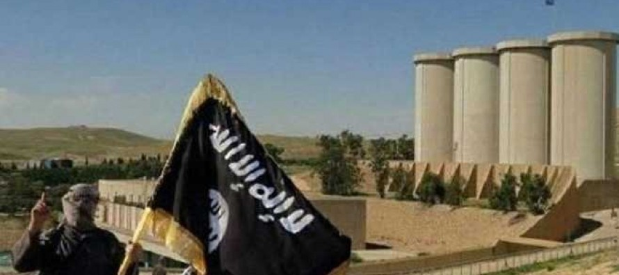 New Video: U.S. Airstrike Takes Out An Entire Building Full Of ISIS Fighters