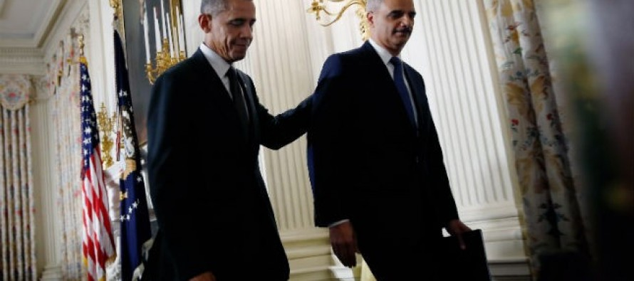 GOP to Obama: Don't replace Holder in lame-duck Congress: Will Obama nominate a black woman?