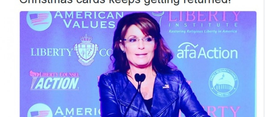 "Sarah Palin Makes a Gaffe While Mocking Obama's ""Latte Salute"" but Plays it Off Like a Pro"
