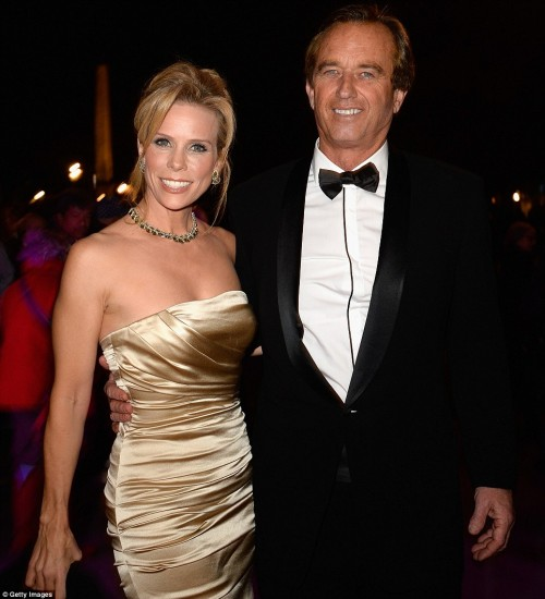 robert kennedy jr tux