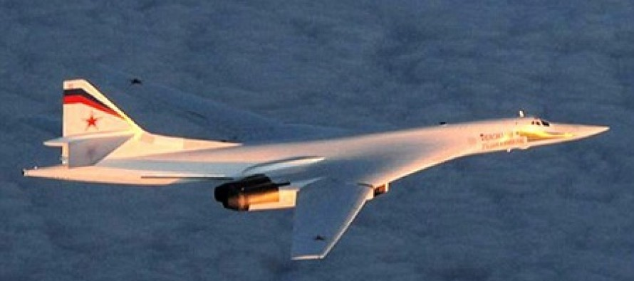 Russian Bombers Practice Nuclear Strike Against The US and No Jets Are Scrambled To Stop Them