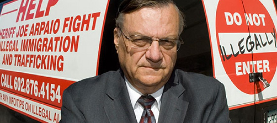 Feds Likely Punishing Sheriff Joe for Speaking Out Against Obama