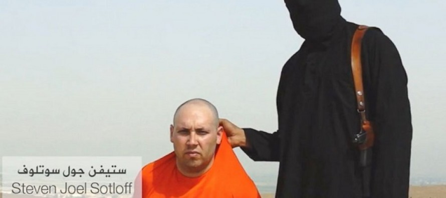 "New Report: Steven Sotloff Sold to ISIS by Obama-Backed ""Moderate"" Syrian Rebels"