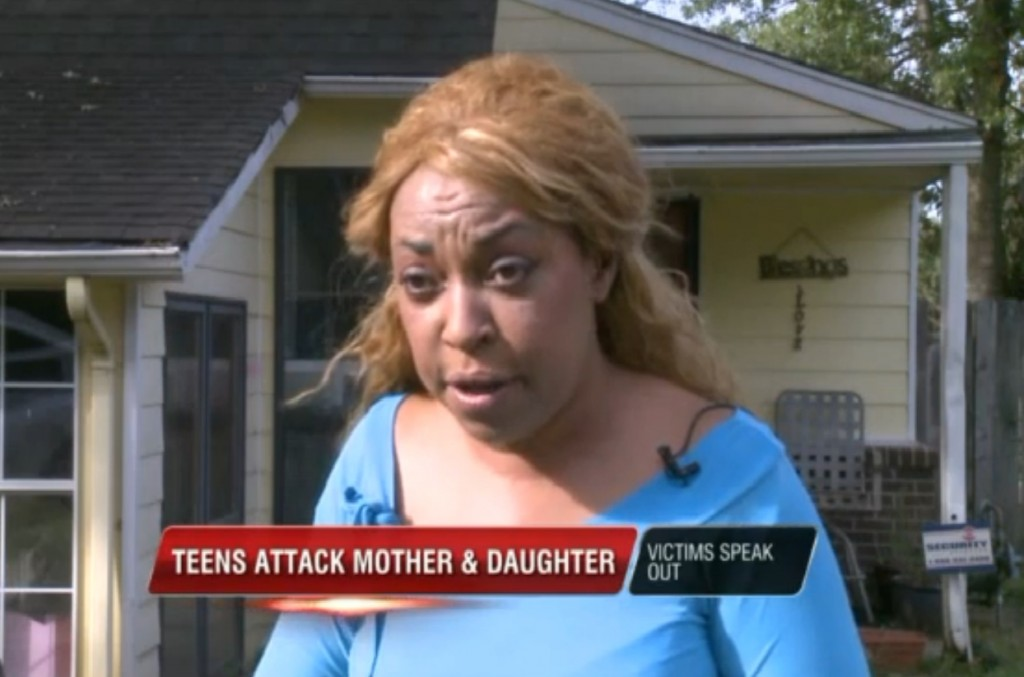teens attack