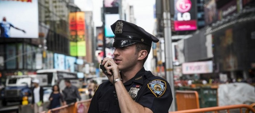 New York City Police Commissioner: ISIS is Looking for 'Lone Wolf Terrorists' to Target Times Square