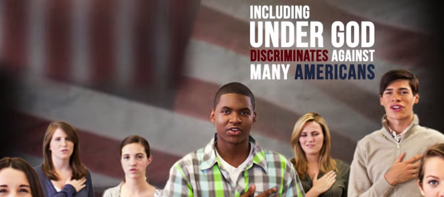 """Atheist"" Group Wants You To Boycott the Pledge Until ""Under God"" is Removed"