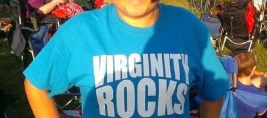 'Virginity Rocks' t-shirt not allowed in Arkansas middle school Ramay Junior High