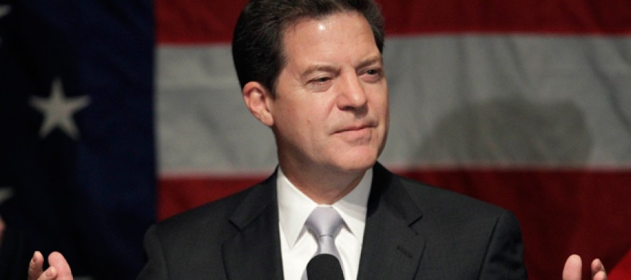 Right Wing News Endorses Sam Brownback For Governor Of Kansas