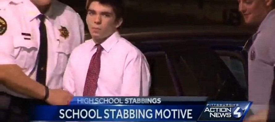 Teen Accused of Mass Stabbing in Pittsburgh Denied Admission to Eight Different Psych Hospitals