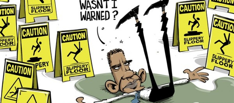 ISIS warning (Cartoon)