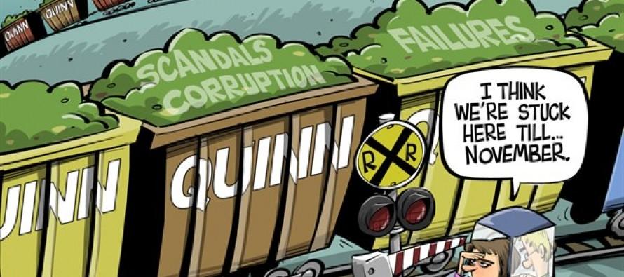 LOCAL IL Neverending Train (Cartoon)