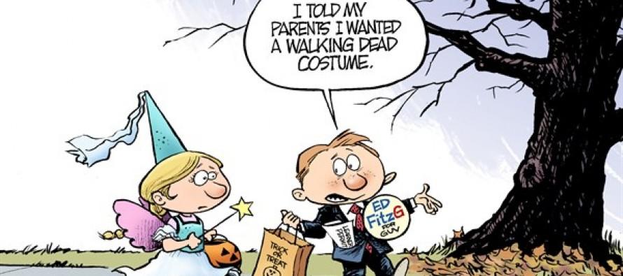 LOCAL OH – Zombie Costume (Cartoon)