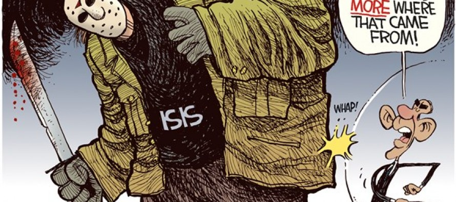 Jason ISIS (Cartoon)
