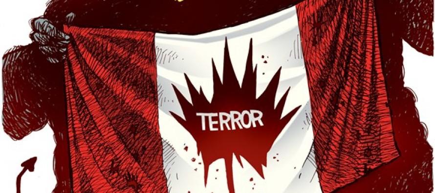 Canada Terror (Cartoon)
