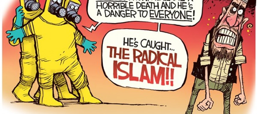 Radical Islam (Cartoon)