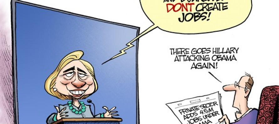 Hillary Howler (Cartoon)