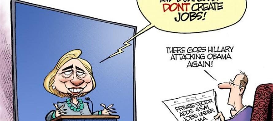 Hillary Howler (Cartoon)