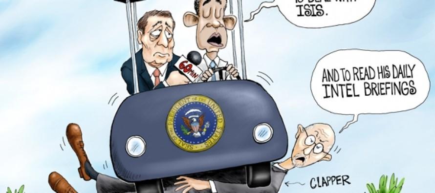 Intelligence Claptrap (Cartoon)