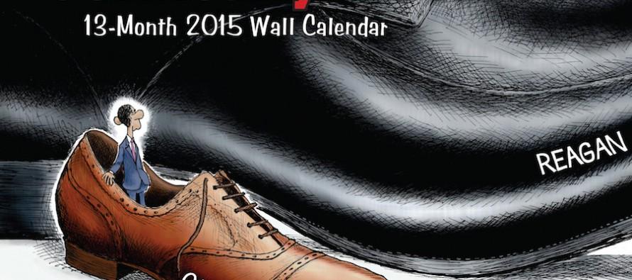2015 Comically Incorrect Calendar (Cartoon)