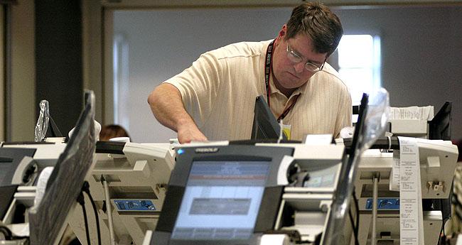 ELECTION REPAIR