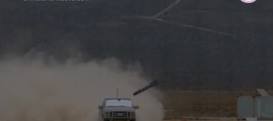 [VIDEO] No Insurance Policy Can Cover What This British Missile Can Do To A Terrorist And His Truck BOOM!