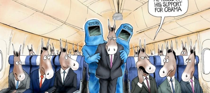 Election Pandemic (Cartoon)