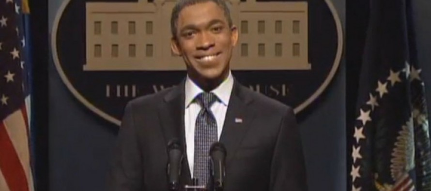 'SNL' Openly Mocks President Obama, Ebola Czar Ron Klain