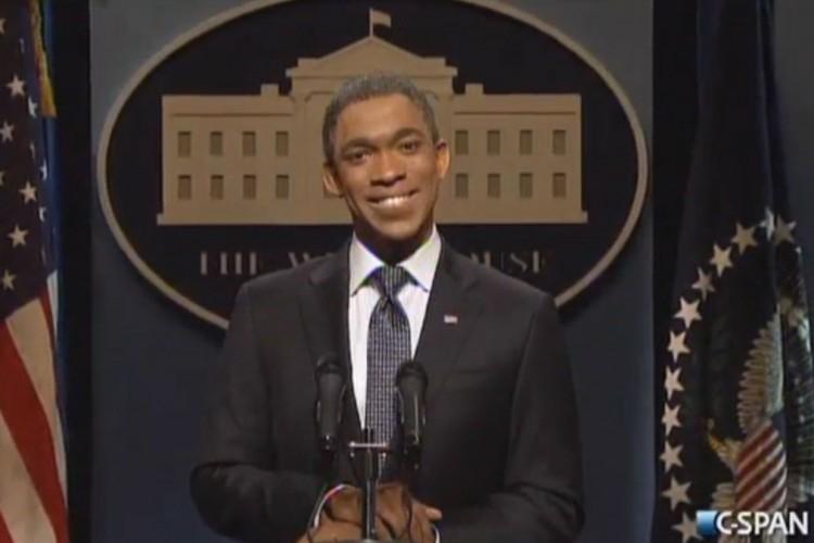 SNL Obama on Ebola
