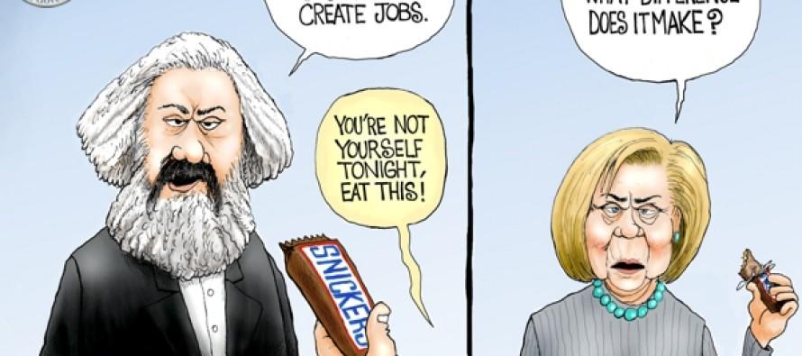 Hungry Lies (Cartoon)