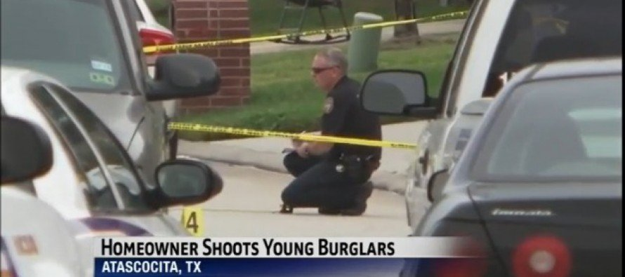 BAD IDEA: Two Women Injured After Breaking into an Armed Texan's Home