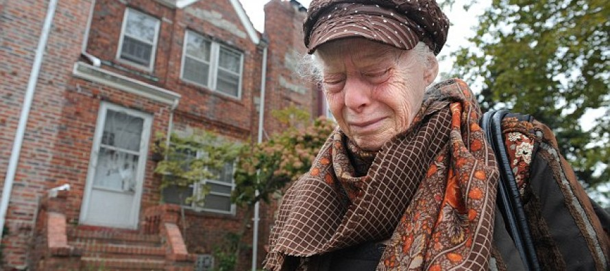 Woman's home 'stolen' by squatter who moved in & filed a deed with NYC – despite her family owning property since 1931