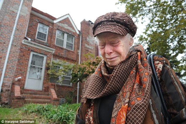 Woman home stolen in NYC