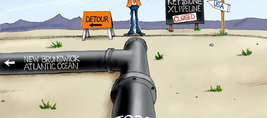 Keystone Detour (Cartoon)