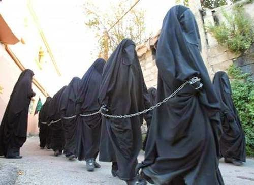 Yazadi sex slaves