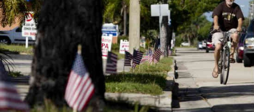 Incredible Community Response to Florida Business Owners Order to Remove Flag