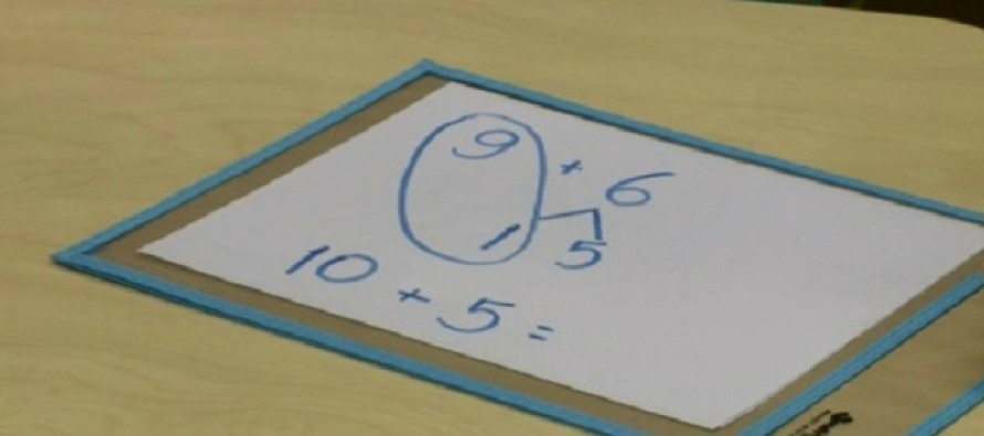 VIDEO: It Took This Teacher Nearly a Minute to Explain 9+6=15 the Common Core Way