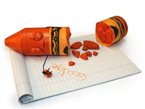 crayon suicide
