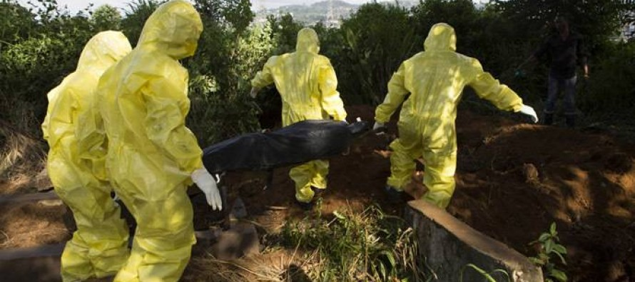 [VIDEO] HEALTH WORKERS STRIKE IN LIBERIA – Abandon Ebola Patients!