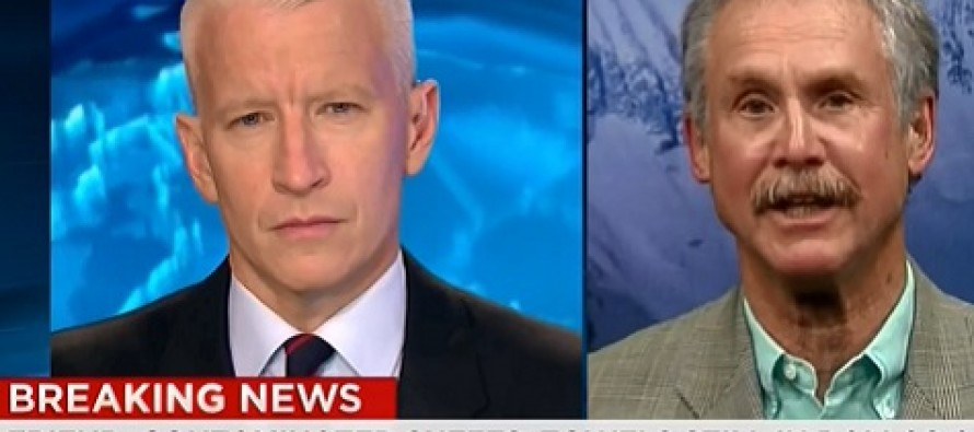 """[VIDEO]: Ebola """"Expert"""" tells CNN We Can't Ban Flights From Liberia Because Of Slavery…"""