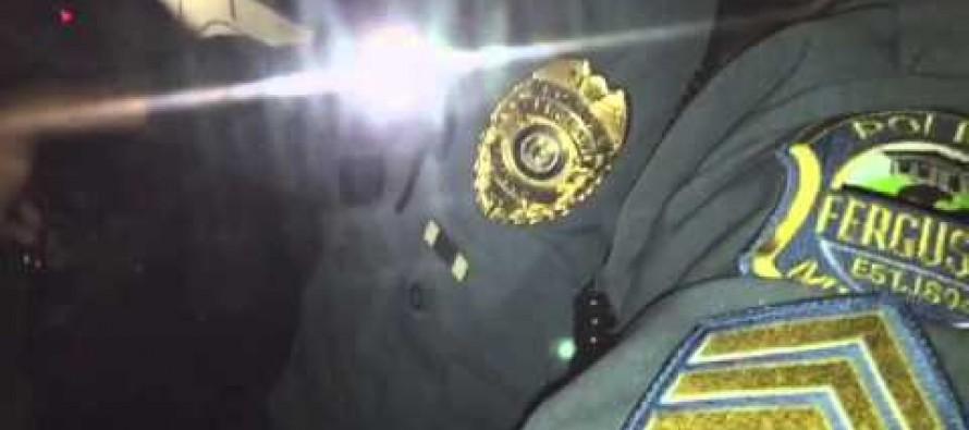 VIDEO: Ferguson Thugs Threaten to Rape a Cop's Wife