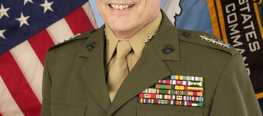 This Top Marine General Just Broke Rank to Deliver a Crushing Blow to Obama
