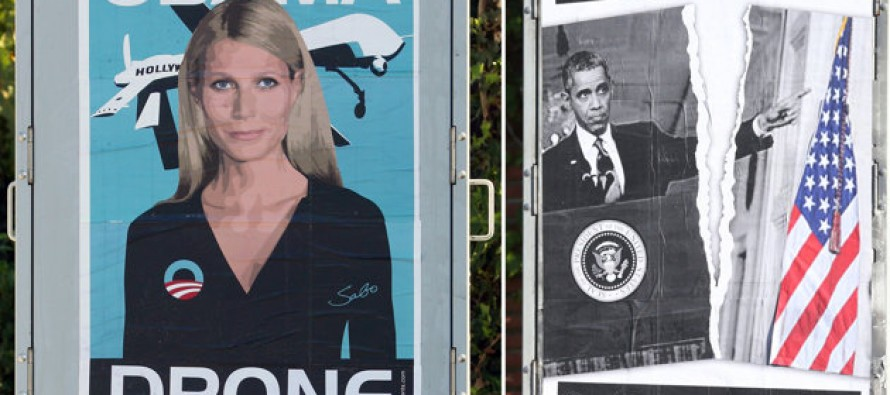 Left-wing Hollywood Elitist Gwyneth Paltrow Wants Obama as Dictator: 'Give This Man All the Power That He Needs'