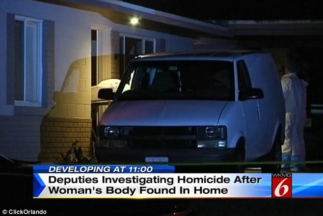 homicide investogation of pizza killer
