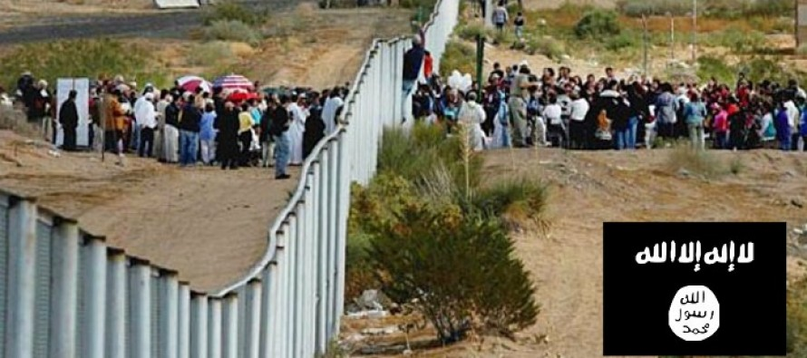 VIDEO: At Least Ten ISIS Fighters Have Been Caught Coming Across the Border in Texas